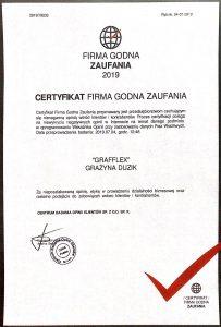 grafflex-certyf.firma godna zaufania 2019